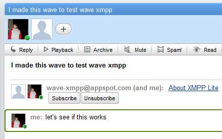 wave-with-xmpp