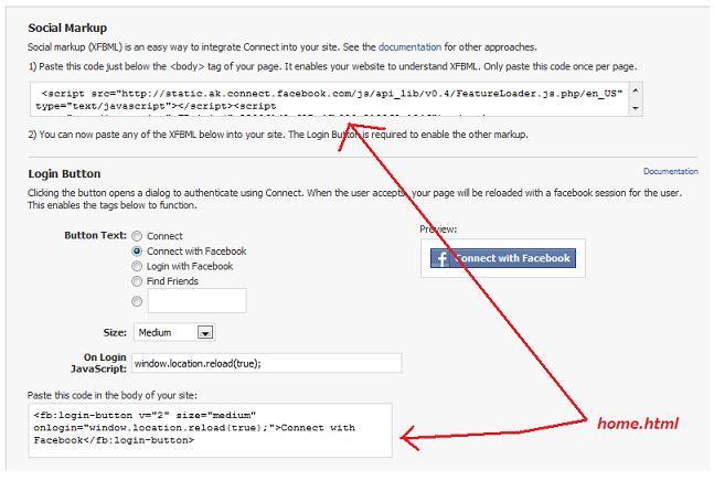 facebook-social-markup