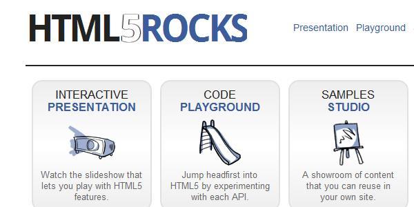 HTML5 Rocks!!